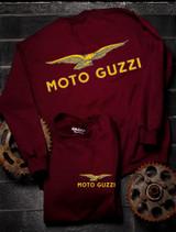 Moto Guzzi Crew Sweat