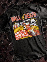 Wall of Death Tee