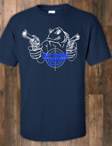 Fish's Firearms Mens Tee