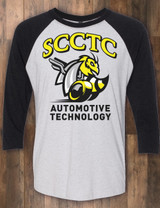 Auto Tech Bee Raglan