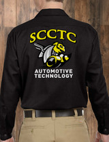 SCCTC Auto Bee Work Shirt