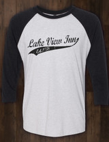 Lake View Inn Raglan Tee