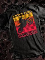 Cool Moto Dad Tee