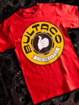 Red Bultaco T-shirt