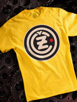 CZ Mens T-shirt on Yellow