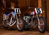The Beauty of Don Castro's Flat Trackers