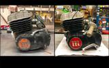 Seven Day Montesa Motor Rebuild