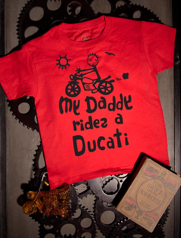 Daddy's Ducati
