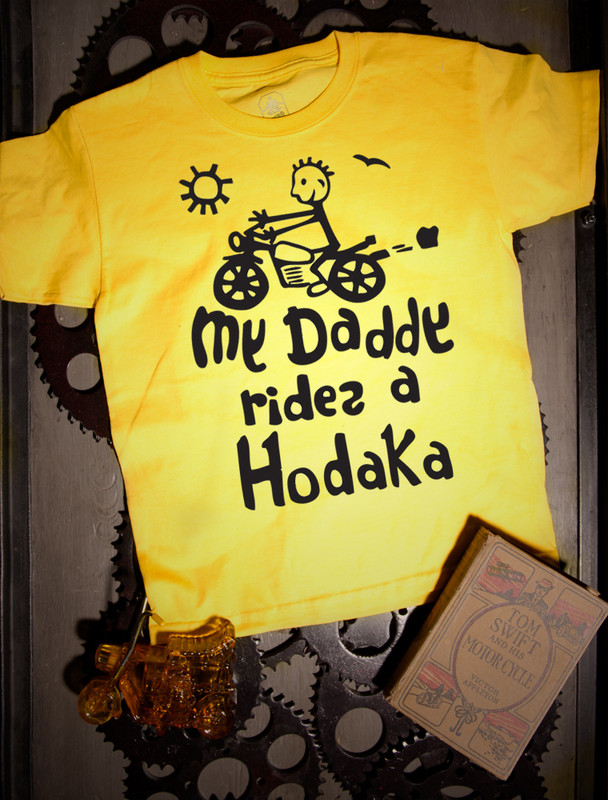 Daddy's Hodaka