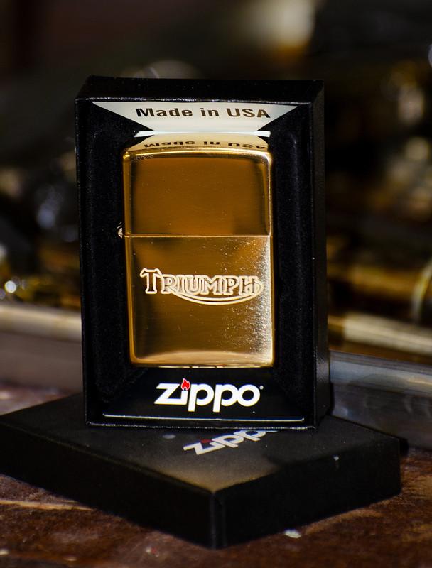 Triumph Zippo
