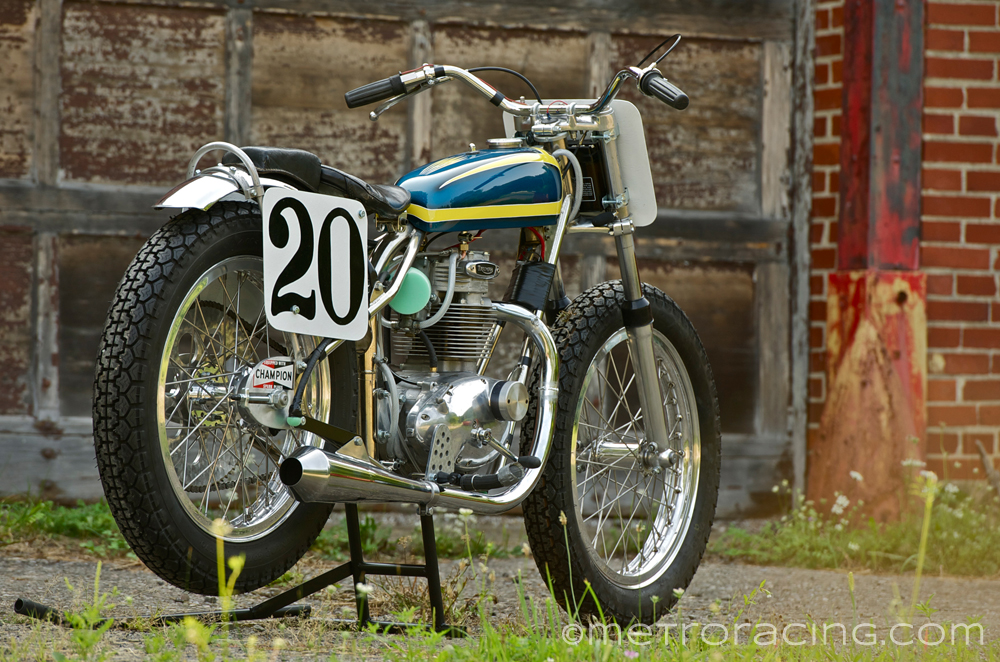 Preserving History, One Bike At A Time