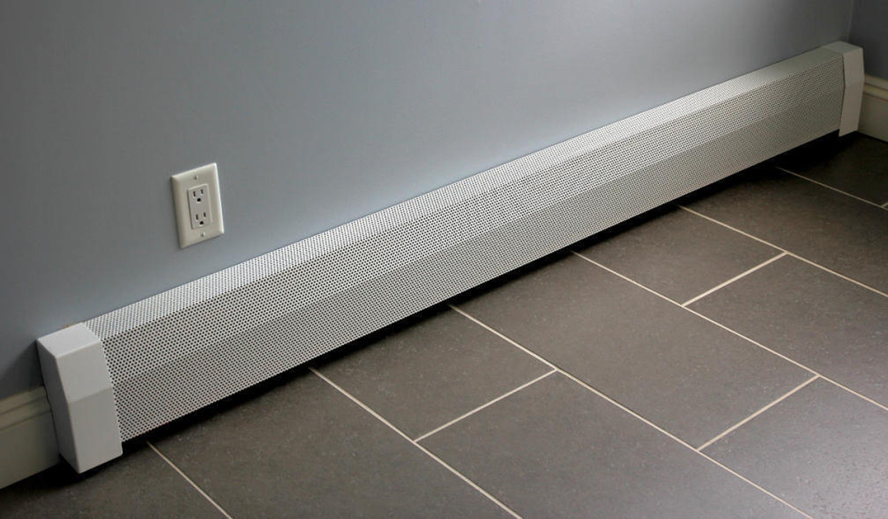Premium Baseboard Heater Cover Panel Slip On Vent Covers Unlimited