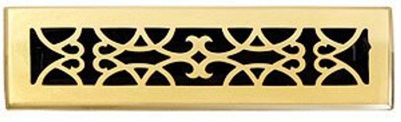 Traditional Cast Brass Registers Returns Vent Covers Unlimited