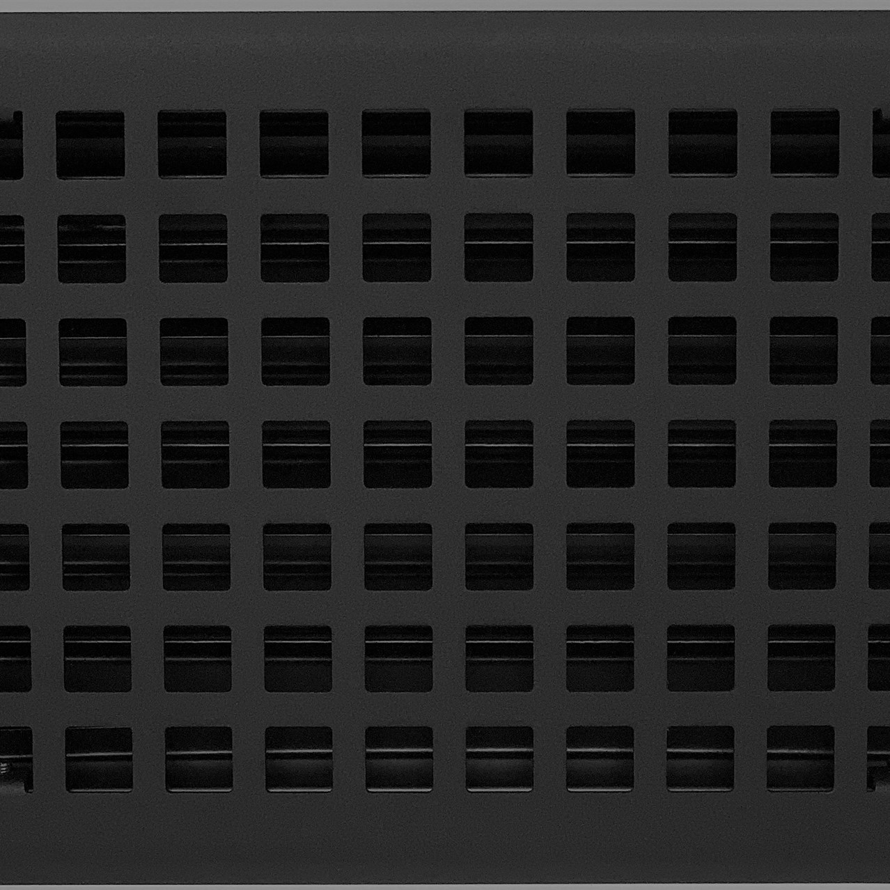 Black Artisan Vent Cover