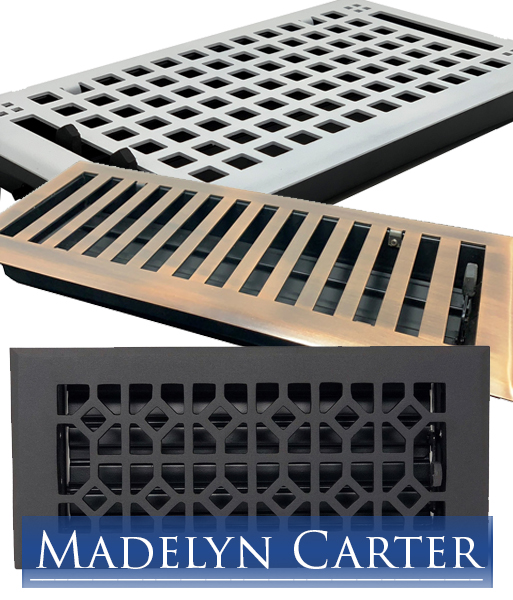 Madelyn Carter Vent Covers