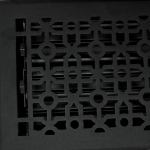 Madelyn Carter Cathedral Floor - Wall Registers