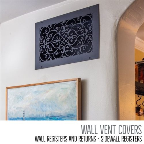 Wall Vent Covers - Vent Covers Unlimited