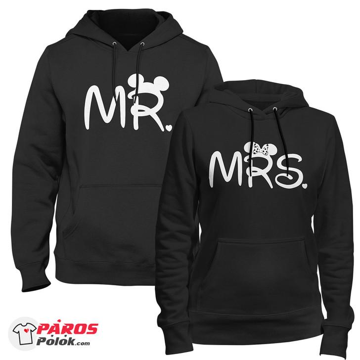 Mr. és Mrs. Fekete pulóver csomag