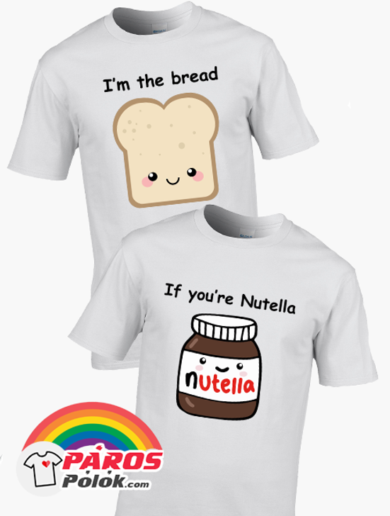 Meleg I'm the Bread, If you're Nutella csomag