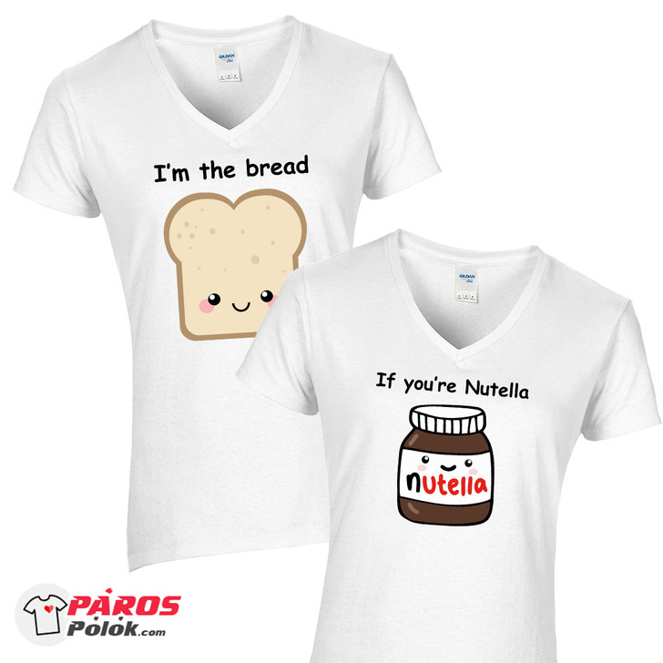 Barátnős Bread Nutella csomag