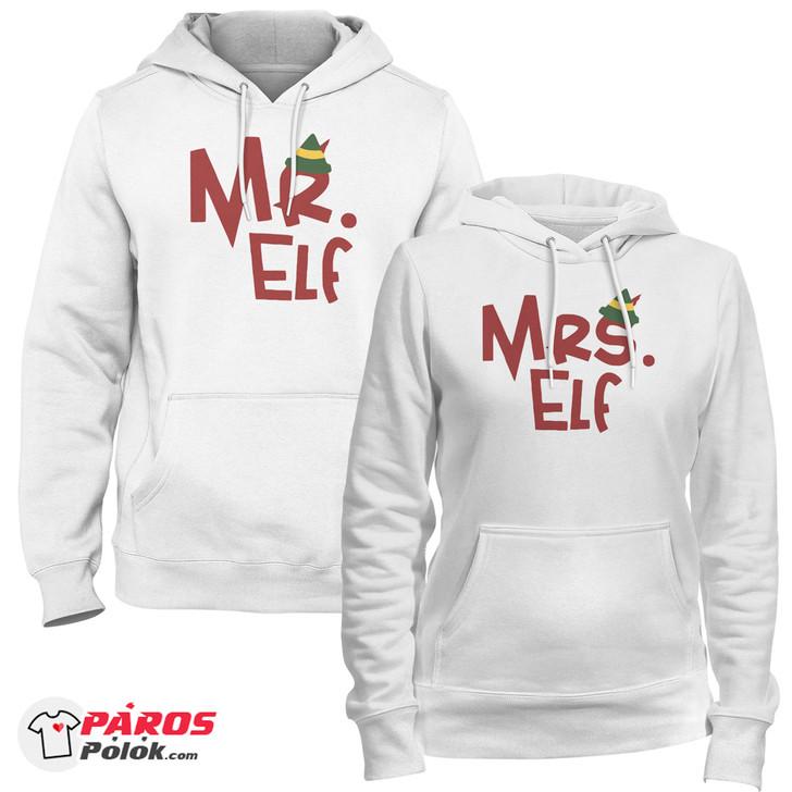 Mr. Elf és Mrs. Elf pulóver csomag