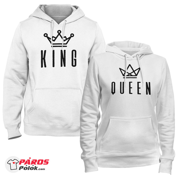 Minimalista King and Queen Pulóver csomag