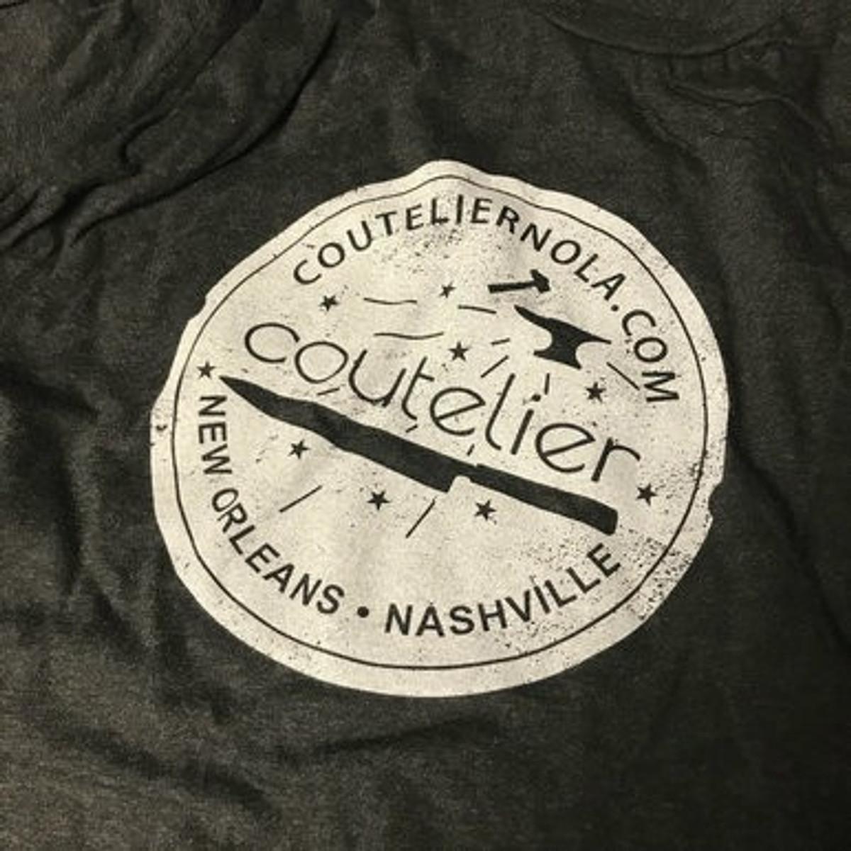 Coutelier T-Shirt - NOLA/NASH