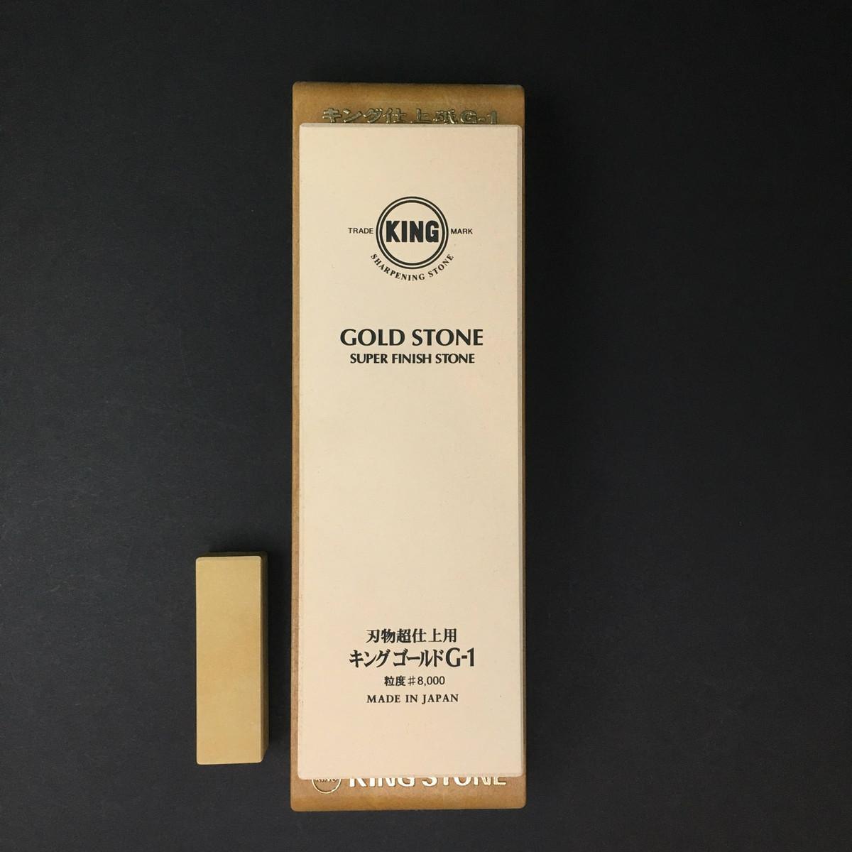 King - Gold Stone - #8000