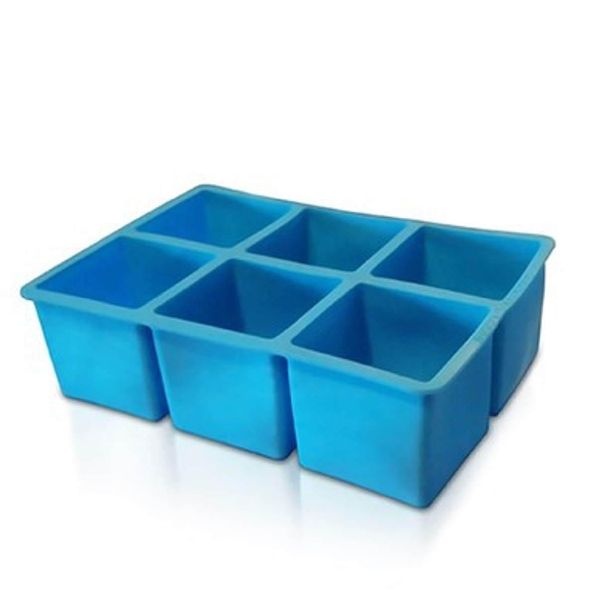Cocktail Kingdom | IceCubeTray | 2in | Blue