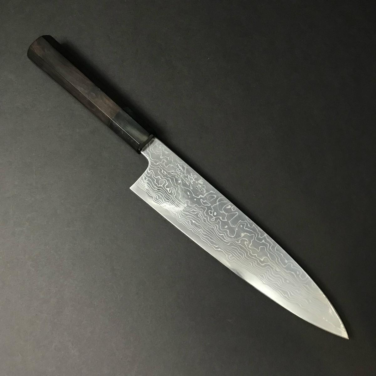 Sukenari - SG2 Damascus - Gyuto 210mm