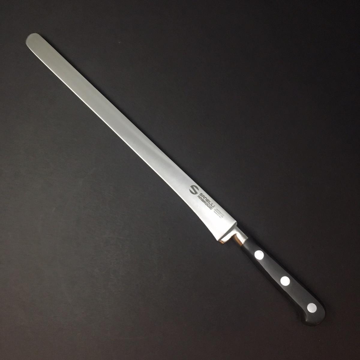 Sanelli Ambrogio   Narrow Ham Slicer   29cm