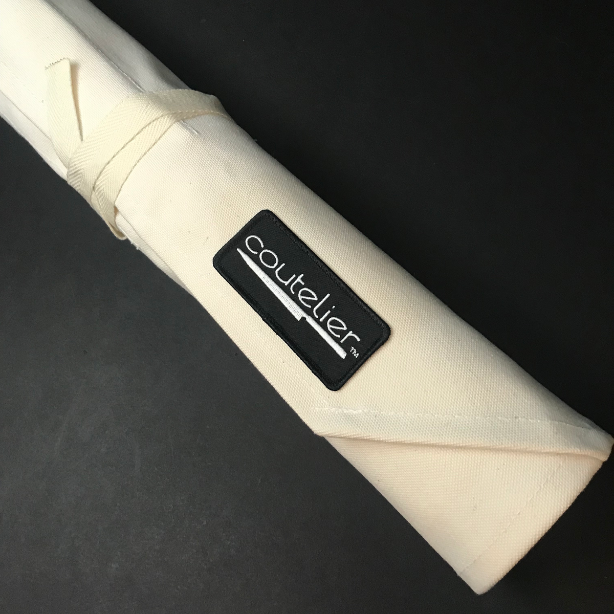Coutelier | Canvas Knife Roll | 5 pocket