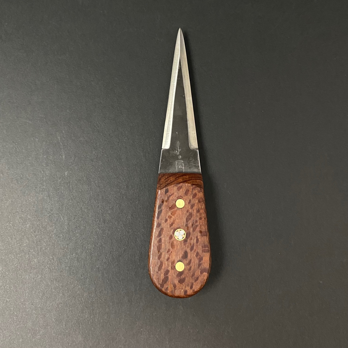 Spathis Forge   Oyster Shucker   Lacewood