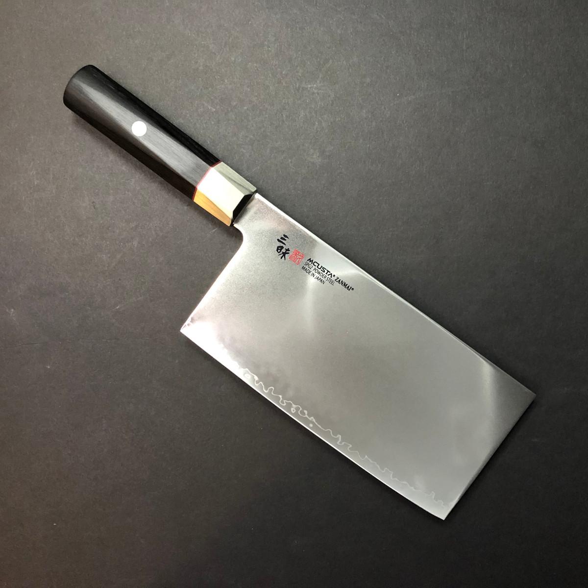 MCUSTA ZANMAI | Hybrid SPG2 | Chinese Chef 180mm