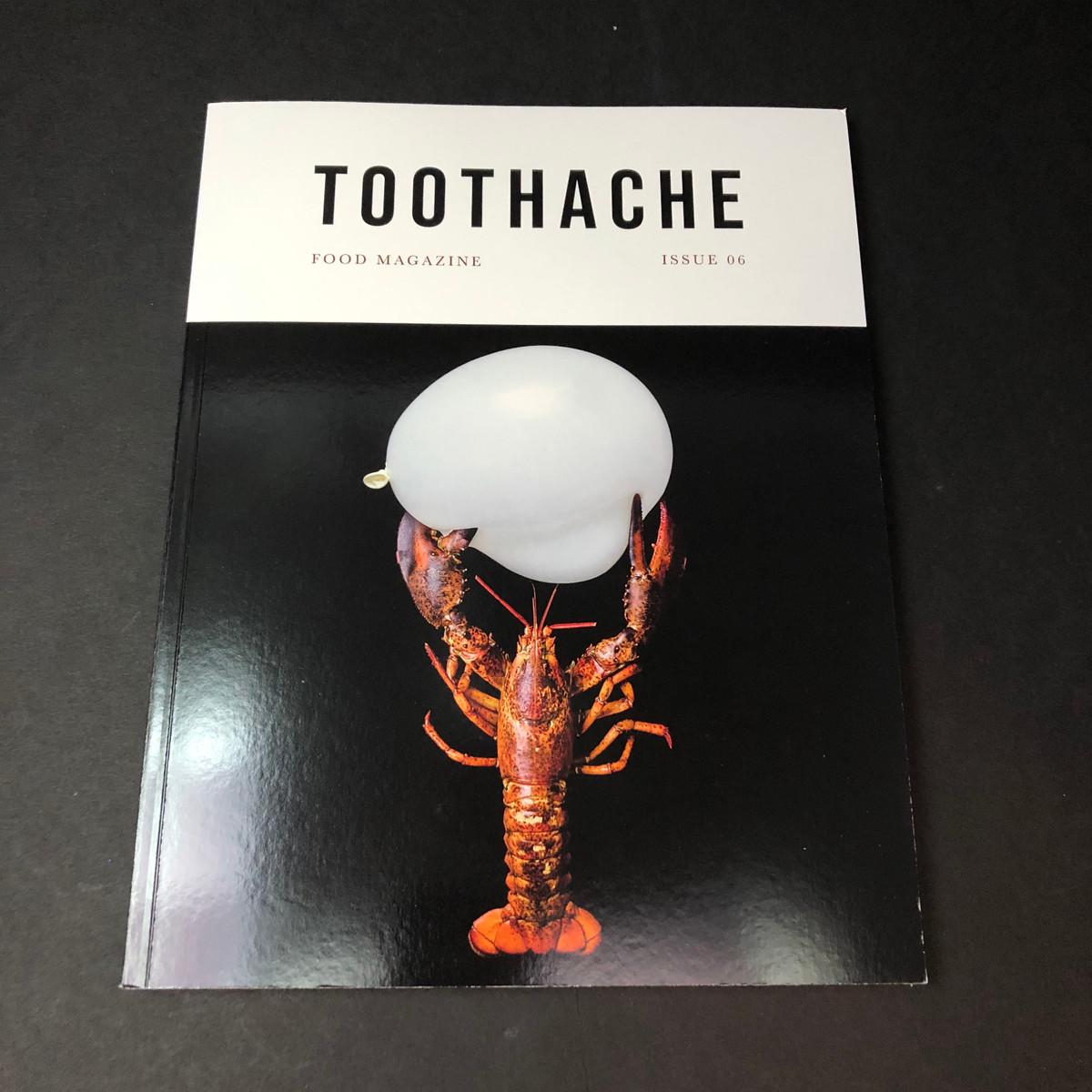 Toothache Magazine : Issue 6