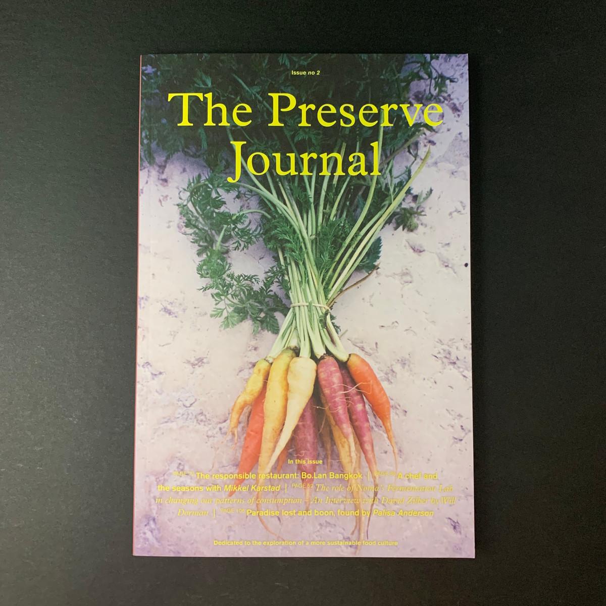 Preserve Journal | #2