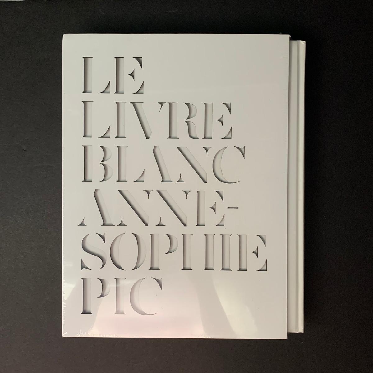 Le Livre Blanc | Anne-Sophie Pic