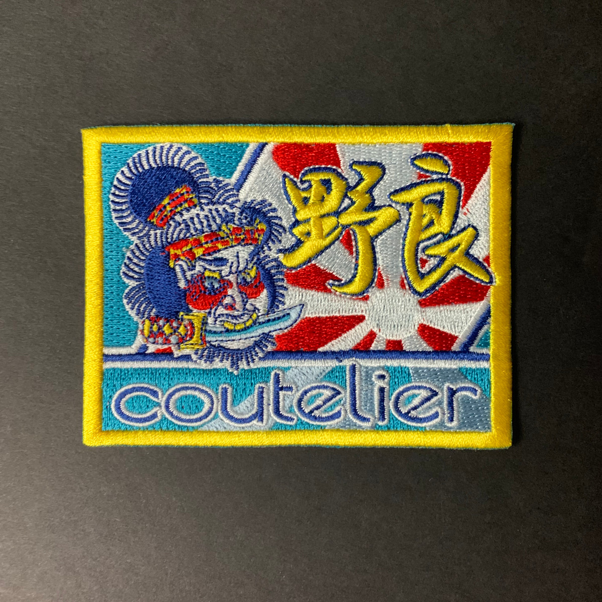 Coutelier | Ronin Patch | Team Acid