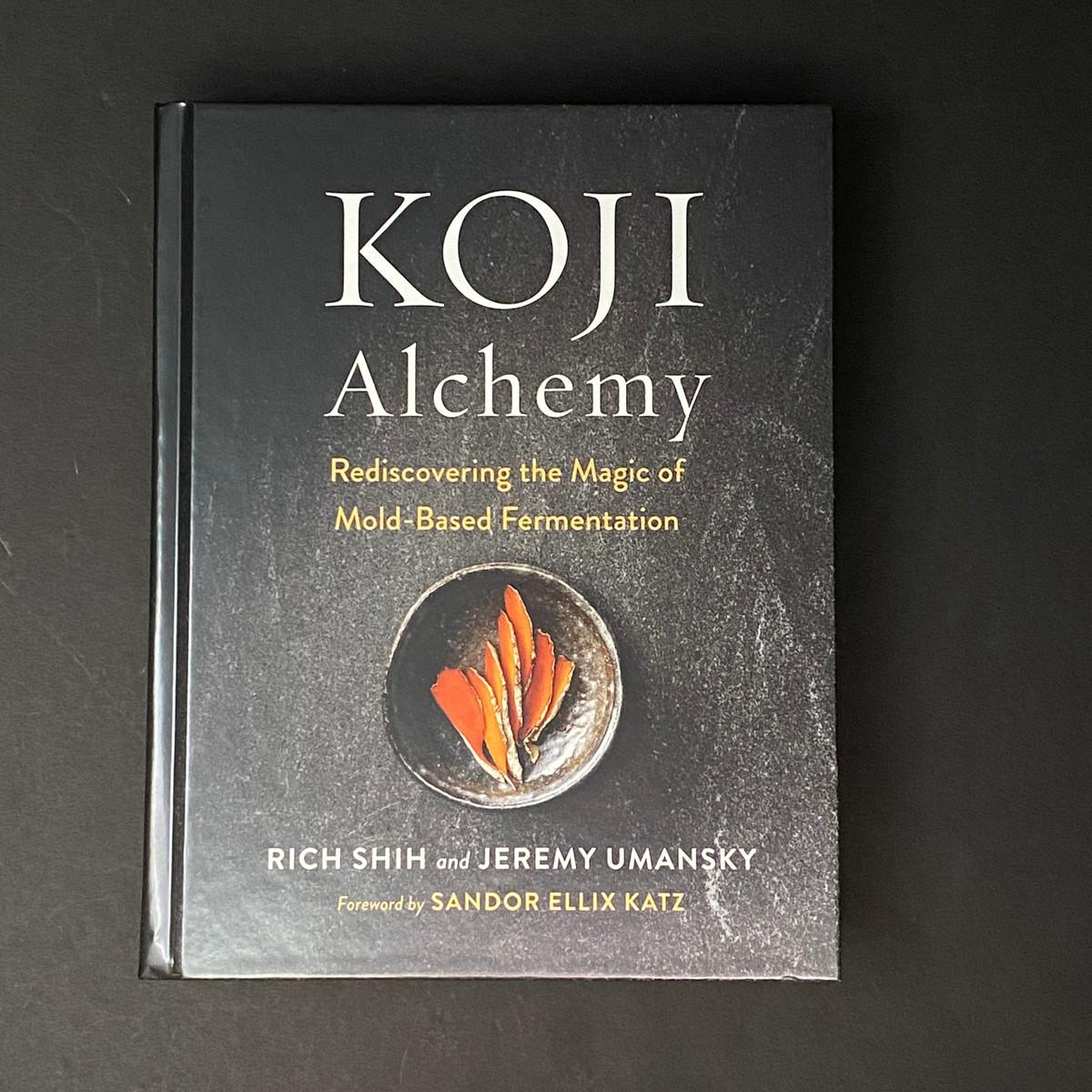 Koji Alchemy | Rich Shih