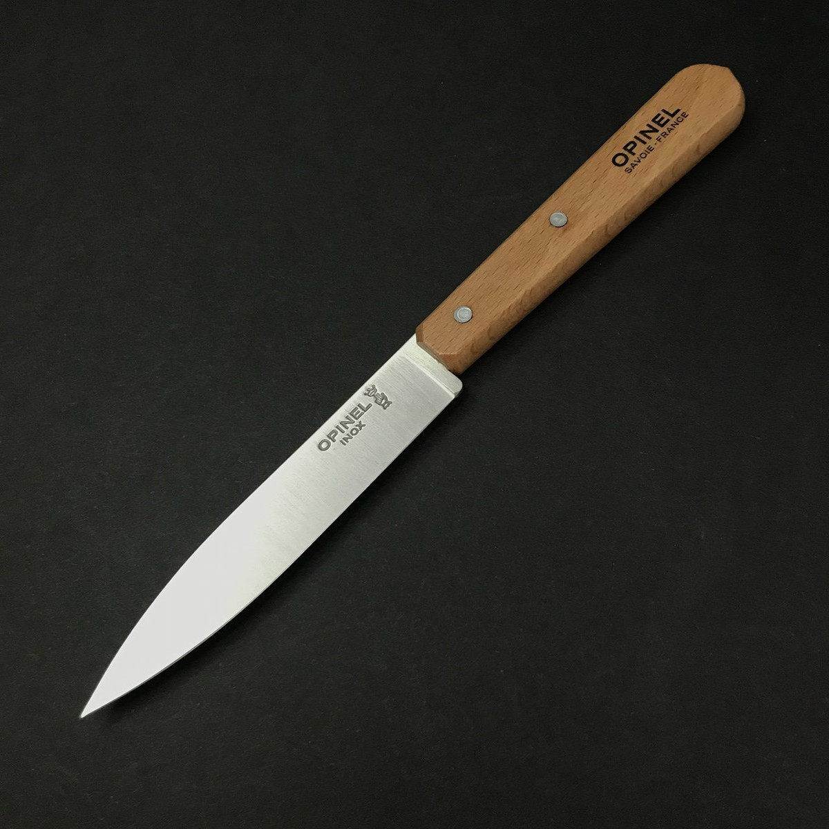 Opinel | No. 112 Paring Knife | Natural