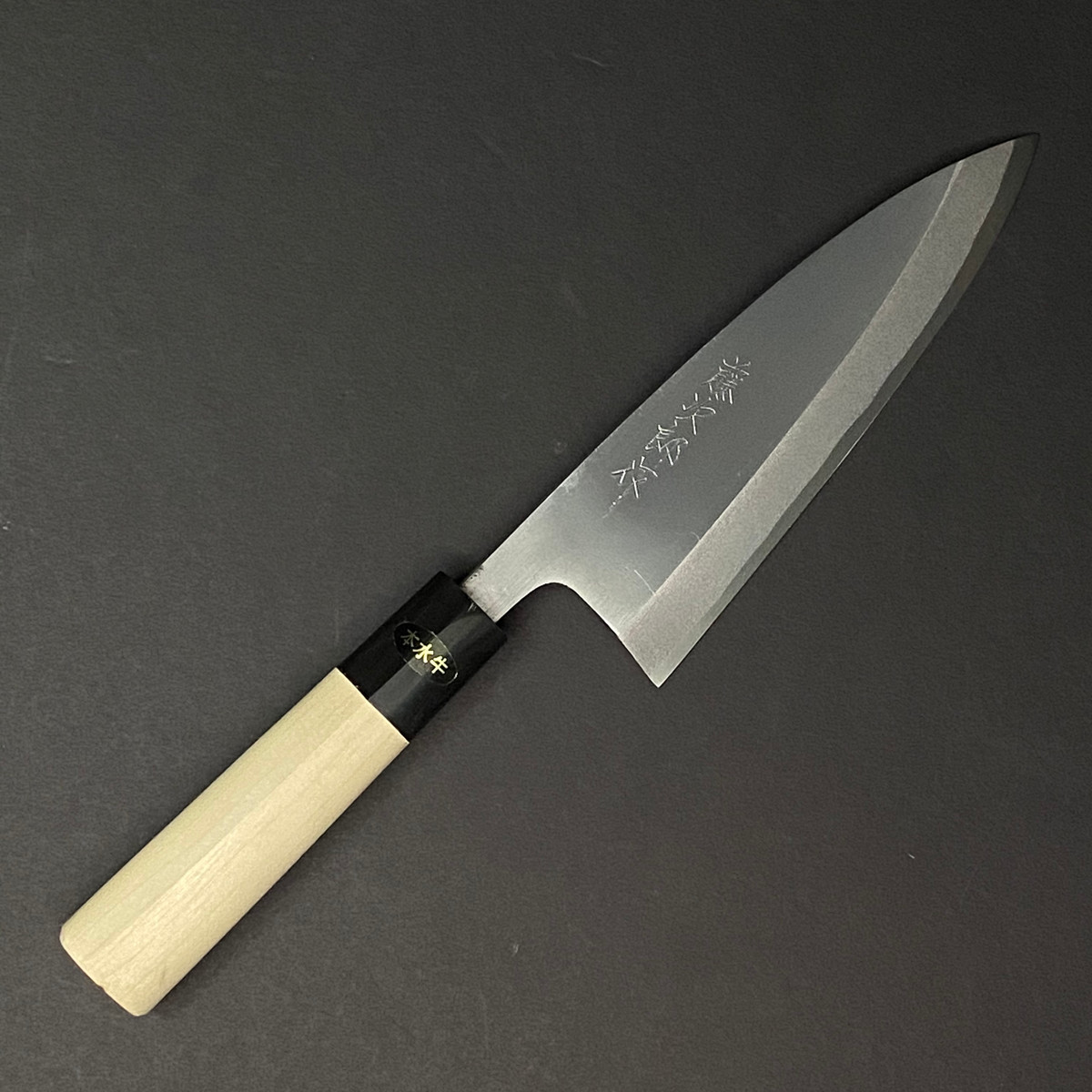 Tojiro   Single Bevel / RH   Deba 150mm