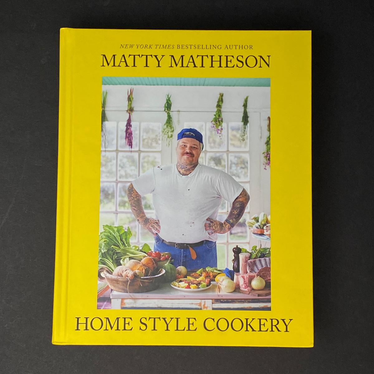 Home Style Cookery | Matty Matheson