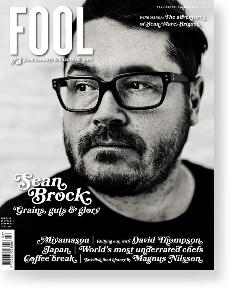 Fool | Sean Brock | Issue #3