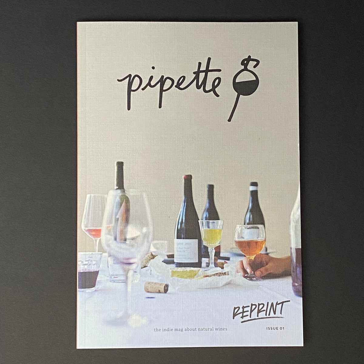 Pipette Magazine   Issue #1