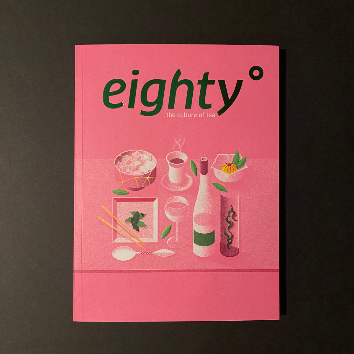 Eighty Degrees | Issue #6