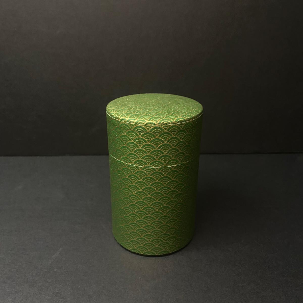 Kotodo | Yu-Zen Washi Tea Canister | 100g
