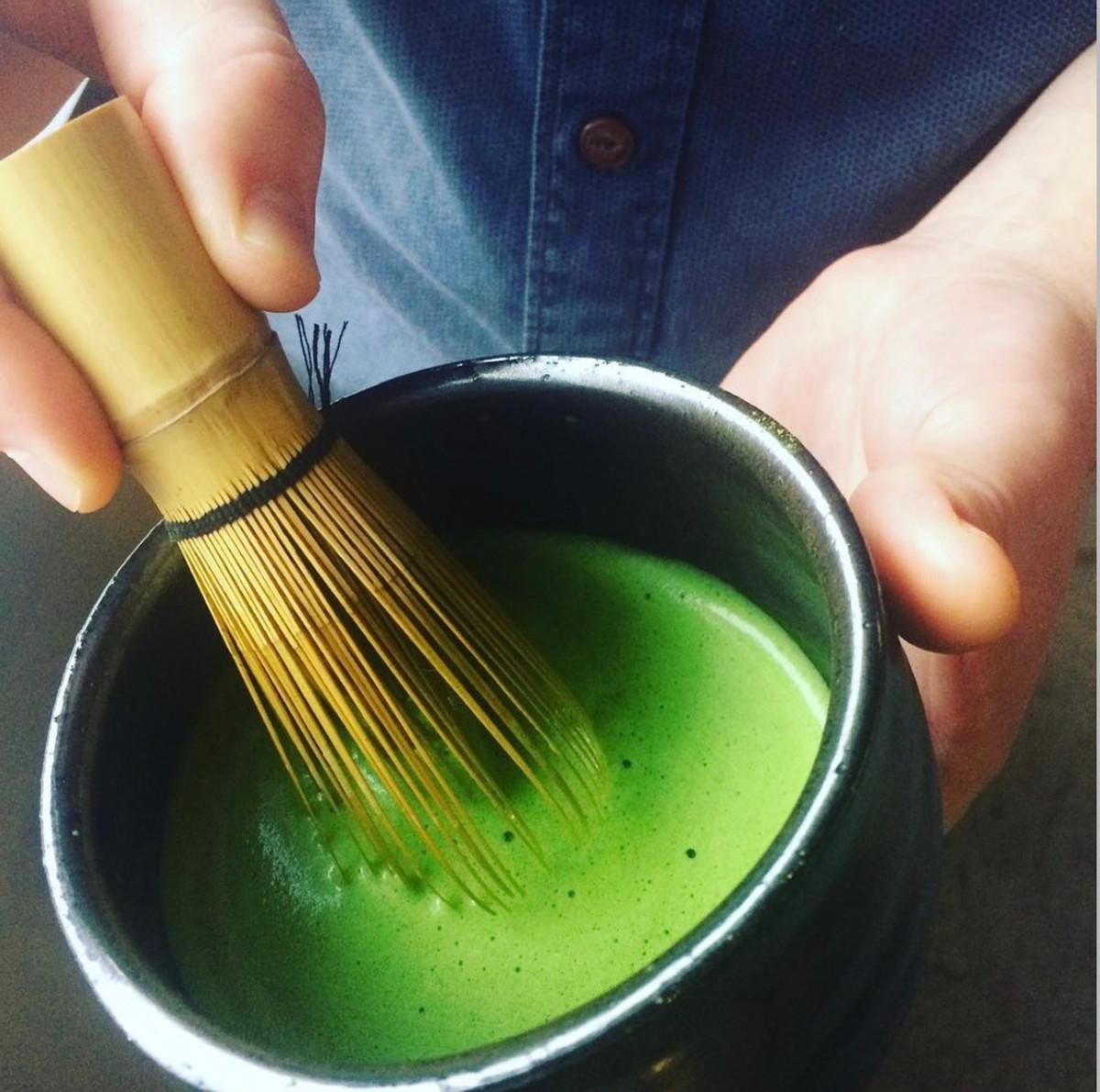 Matcha Tea   Organic Ceremonial Grade   25g