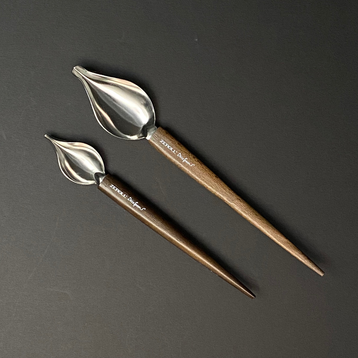 Zeroll   Deco Spoon Set   Birch