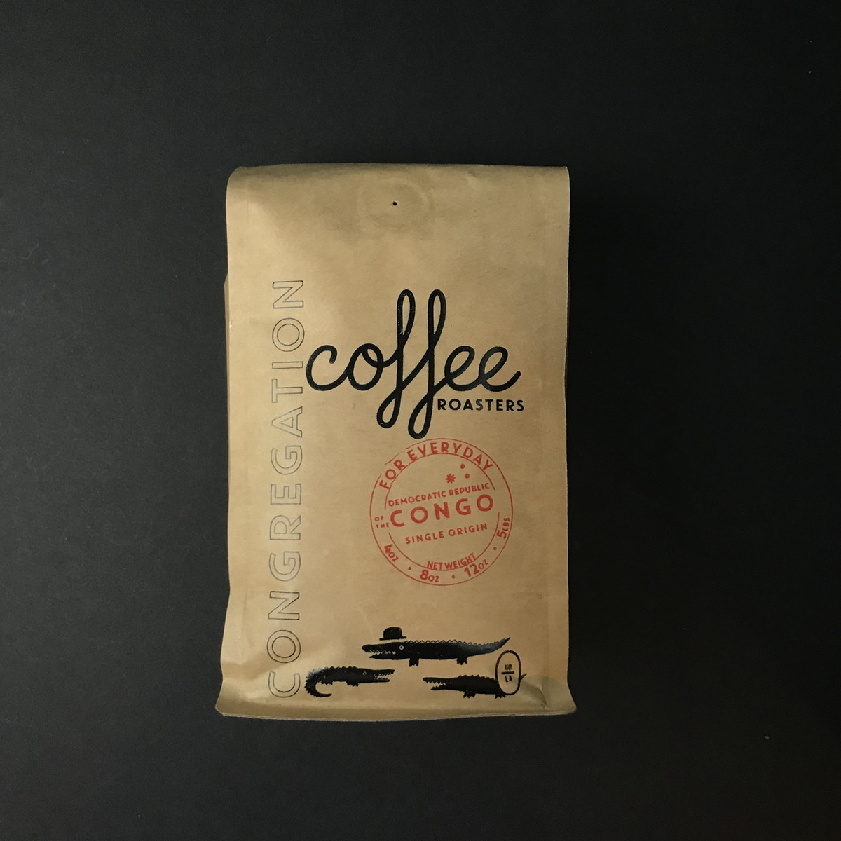 Congregation Coffee - Single Origin 12oz