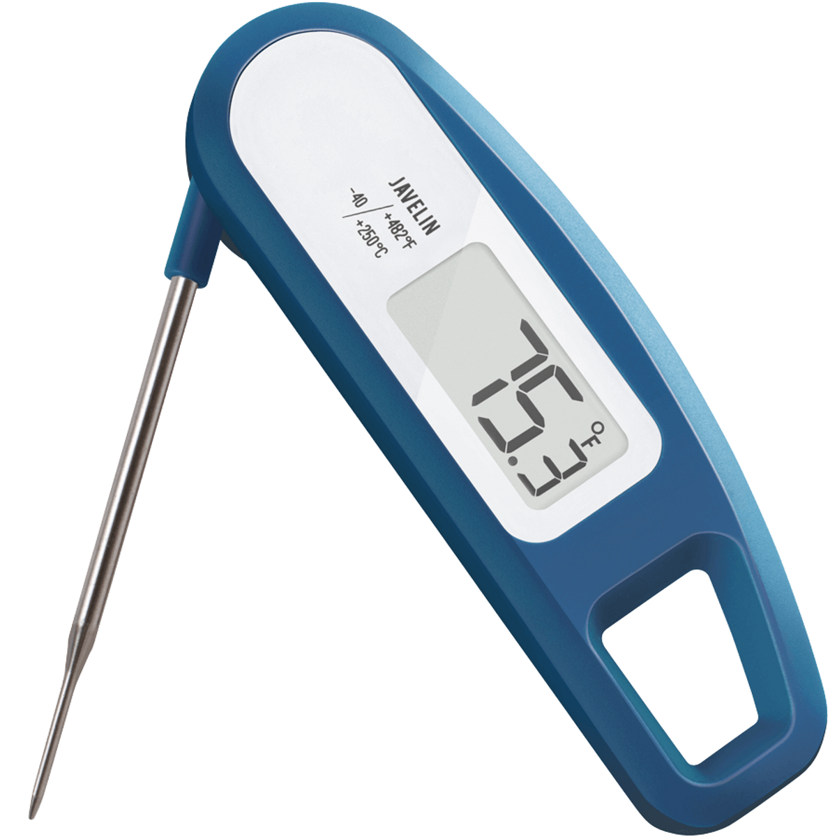 Lavatools | Javelin Thermometer | Blue